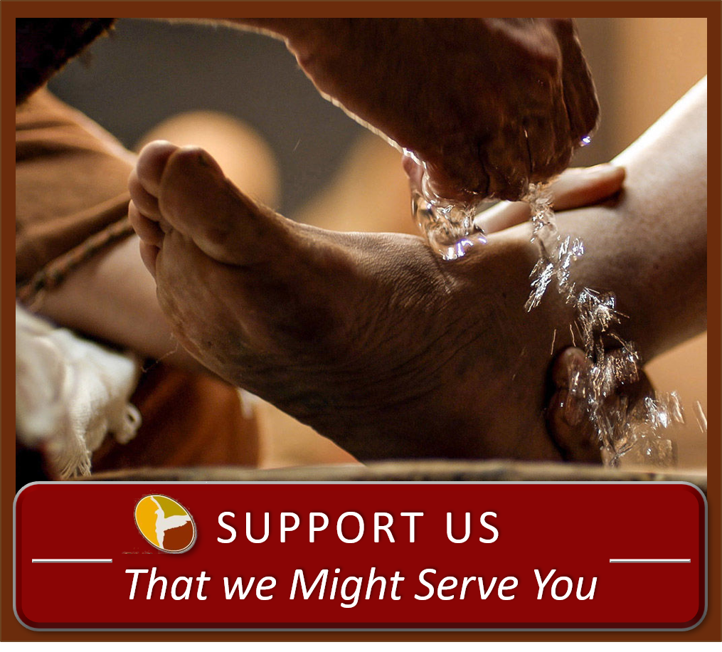Support Us That We Might Serve You GNBM.org