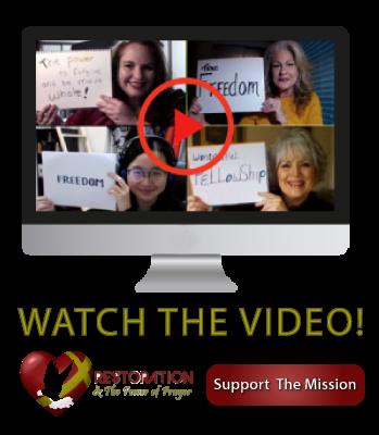 Restoration & Power of Prayer Short video testimonial